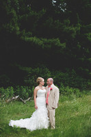 Adam + Hannah | Mauston Wedding