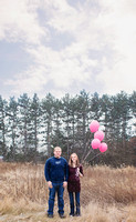 New Lisbon Wisconsin Maternity and Newborn Photography