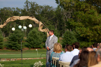Rich and Laura Married | Northern Bay Resort, Arkdale, WI Wedding